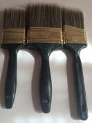 3 Piece Paint Brush Set