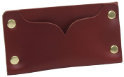 American Bench Craft Women's Riveted Cardholder