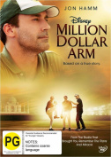 MILLION DOLLAR ARM [DVD_Movies] [Region 4]