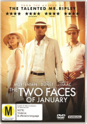 TWO FACES OF JANUARY [DVD_Movies] [Region 4]