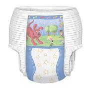 CurityTM Runarounds® Training Pants - Case/76 (Boys XL