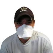 Lot (20) Niosh N95 Particulate Respirator Surgical Masks Flat Fold
