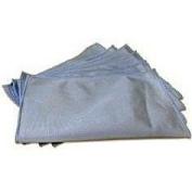 Microfiber Glass Cloth Blue 41cm x 41cm 12 Per Case