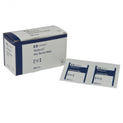 Covidien 6560 Kendall Skin Barrier Wipes, Large, 2-ply