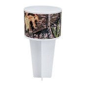 Beach Buddy Cup Holder Drink Cup Sand Free - Camo Mossy Oak