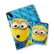 Despicable Me Minions ~ Bath Towel & Washcloth