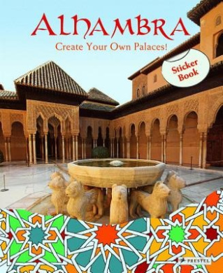 Alhambra: Create Your Own Castle!--Sticker Book
