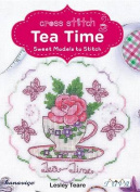Cross Stitch Tea Time