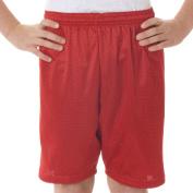 Badger 2207 Youth 15cm Mesh Shorts