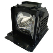wd-73740 compatible Mitsubishi TV lamp with Housing, 150 days warranty