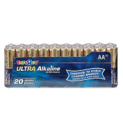 Toys R Us Aa Ultra Alkaline Batteries - 20 Pack