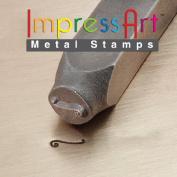 ImpressArt, Metal Jewellery Design Stamp, Flourish E, 6mm