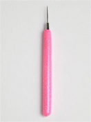 Pink Self Adhesive Diamante Pokey Tool Gadget, Rhinestone and Gem Applicator