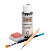 Tilda Face Painting Kit - for dolls, angels and other characters