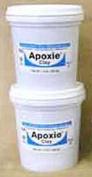 Apoxie Clay 1.4kg. Native