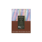 Fabriano Studio Watercolour Pad 11X14 CP 200G