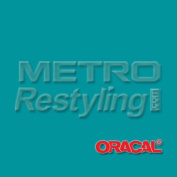 Oracal 631 Matte TEAL Wall Graphic, Craft, Cricut & Sign Vinyl Decal Adhesive Backed Sticker Film 30cm x 30cm