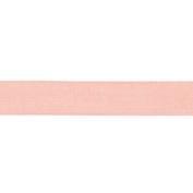 Hug Snug 1.3cm Rayon Seam Binding Baby Pink/100 YDS