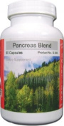 Pancreas Supplement, Pancreas Blend, Amazing, the Pancreas Support Supplement, with Pancreas Extract, Bovine Pancreas Substance, Saw Palmetto Berries, and Homoeopathic Cell Salts and Redman Blend 90ct