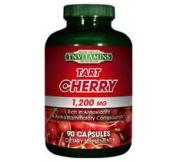 Tart Cherry Max 1200 Mg - 90 Capsules