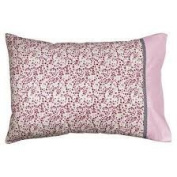Tiddliwinks Lady Bug Flower Pillow Case