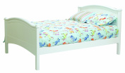 Bolton 9912500 Cooley Bed, Full, White
