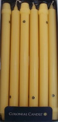 25cm Colonial Candle Classic, Limoncello Yellow