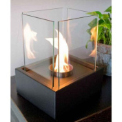 Lampada Tabletop Fireplace (Black)