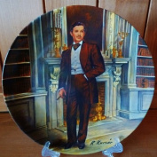 Gone With The Wind Rhett Collector Plate