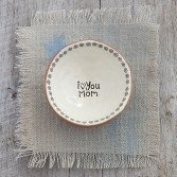 Natural Life Decorative Trinket Dishes
