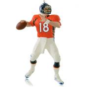 Hallmark 2014 Peyton Manning Denver Broncos Ornament