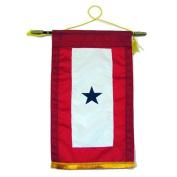 Family Member Military Service Banner - 1 BLUE STAR