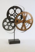 Hollywood Style Standing Clock