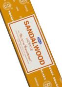 Sandalwood Nag Champa - 100 Gramme Box - Satya Sai Baba Incense