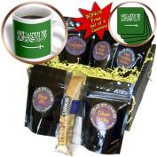 cgb_31576_1 Flags - Saudi Arabia Flag - Coffee Gift Baskets - Coffee Gift Basket