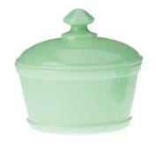 Jadeite Butter Tub