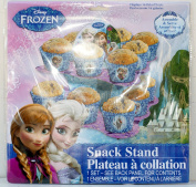 Disney Frozen Party Serveware Collection, a Selection of Platters, Cupcake Stands, and More
