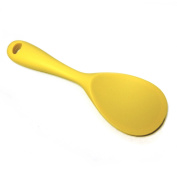 Danesco Yellow Silicone 22cm Spoon and Rice Paddle