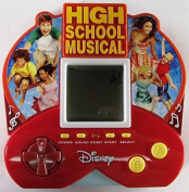 High School Musical 5 in 1 Electronic Handheld Game
