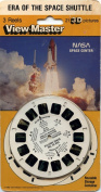 ViewMaster- Era of The Space Shuttle - 3 Reels on Card - NEW