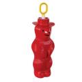Pustefix Magic Bubble Bear Red