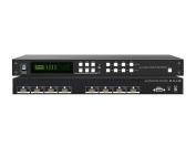 4x4 4:4 HDMI HDTV MATRIX CROSSPOINT ROUTING SWITCHER SELECTOR 3D EDID MANAGER