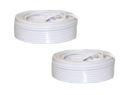 Lot of 2 Generic SEA-C101 (30mfor for for for for for for for for for Samsung Security Camera Cable for SDS Systems