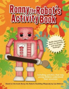 Ronny the Robot's Activity Book