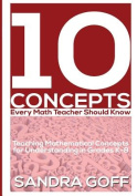 10 Concepts Every Math Teacher Should Know
