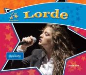 Lorde:: Singing Sensation
