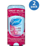 Secret Scent Expressions Boho Berry Clear Gel Women's Twin Antiperspirant and Deodorant, 150ml, Packaging May Vary