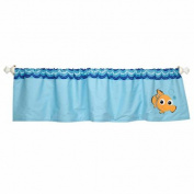 Disney Baby Bedding Nemo's Wavy Days Window Valance