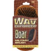 WavEnforcer Premium Quality Boar Military Brush