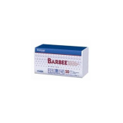 GRAHAM PROFFESSIONAL 1625 BARBEE ECONOMY TOWELS,3 PLY